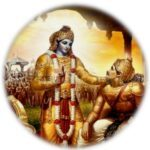 Lord Krishna is the Protector of Dharma and World Teacher of Yoga sciences.